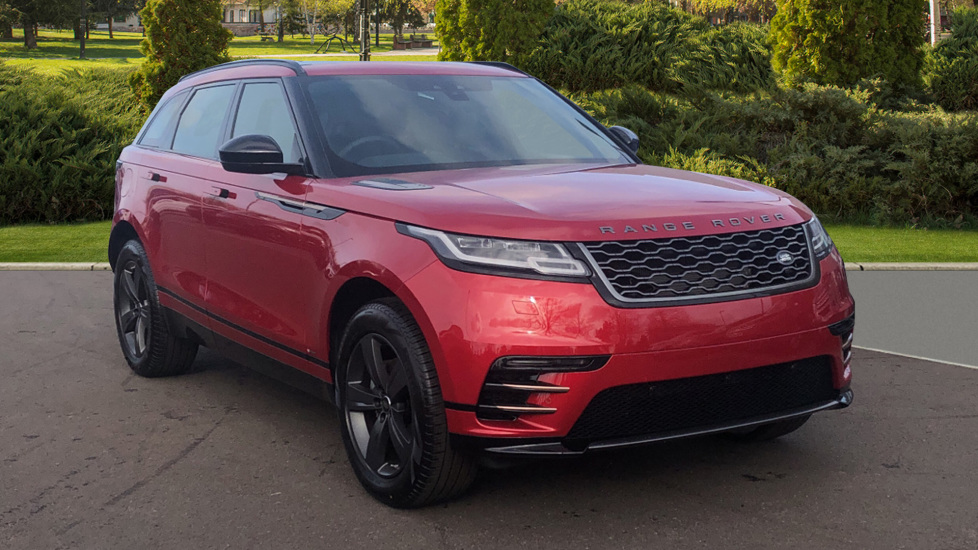 Land Rover Range Rover Velar 2.0 D180 R-Dynamic S Diesel Automatic 5 door Estate (17MY)