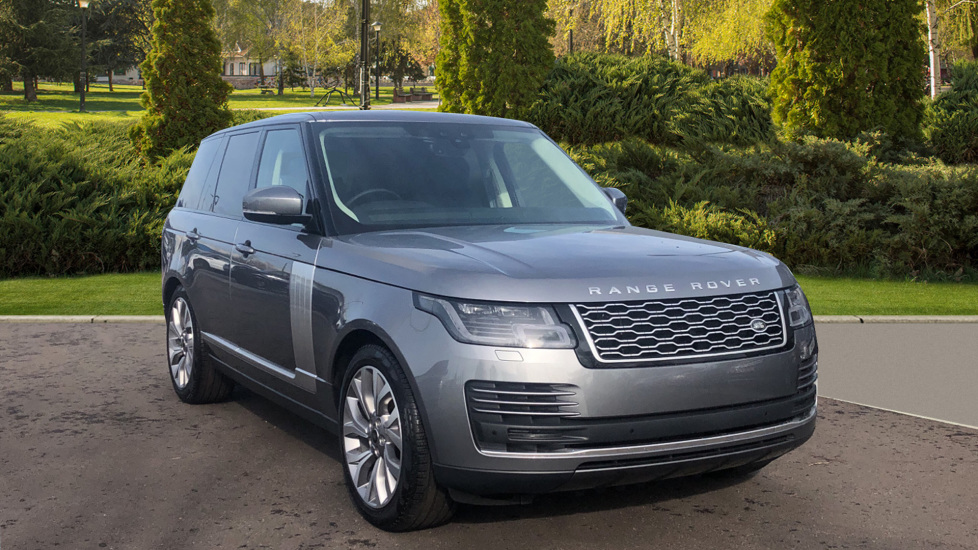 Land Rover Range Rover 3.0 TDV6 Vogue Diesel Automatic 4 door Estate (18MY)
