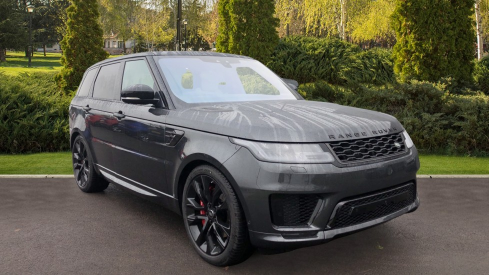 Land Rover Range Rover Sport 3.0 P400 HST Automatic 5 door Estate
