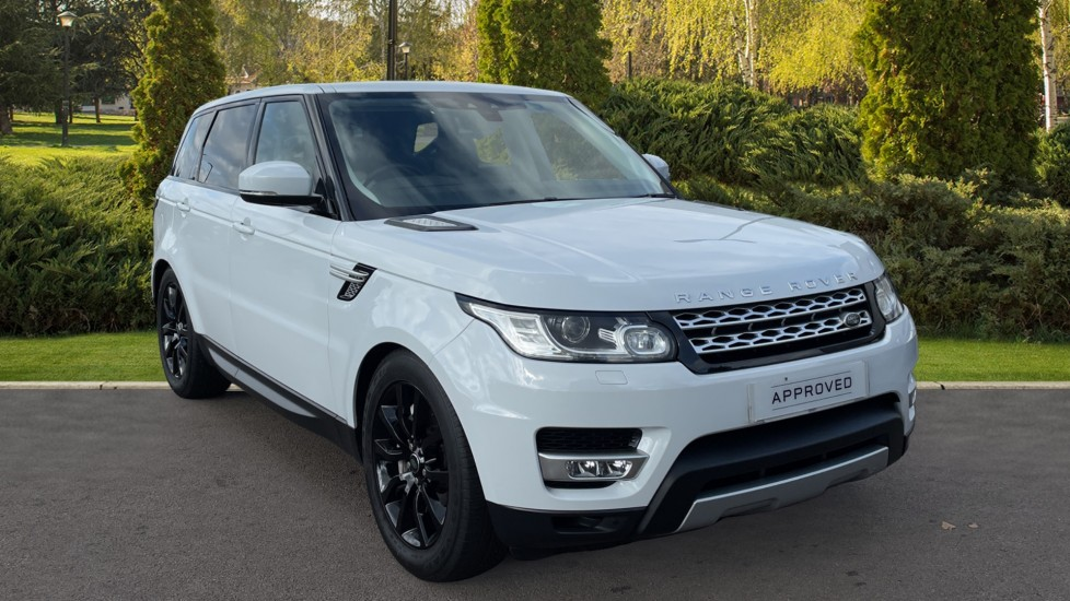 Land Rover Range Rover Sport 3.0 SDV6 [306] HSE Heated front and rear seats, MeridianTM Sound System Diesel Automatic 5 door 4x4 (2017)