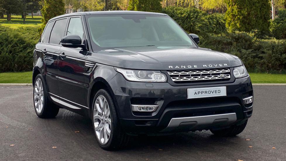 Land Rover Range Rover Sport 3.0 SDV6 306HP 5dr Diesel Automatic Estate (2016.5)