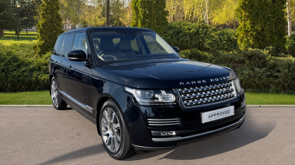 Land Rover Range Rover 4.4 SDV8 Autobiography 4dr Configurable Ambient Lighting Head-up Display Diesel Automatic 5 door 4x4