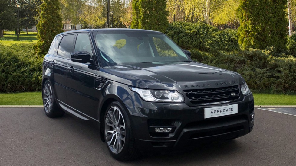 Land Rover Range Rover Sport 3.0 SDV6 HSE Dynamic 5dr Diesel Automatic Estate (2014) at Land Rover Hatfield thumbnail image