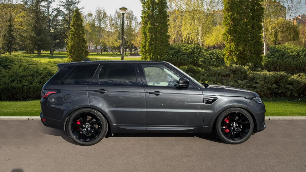 Land Rover Range Rover Sport 2.0 P400e HSE Dynamic 5dr Powered gesture tailgate, Heated front and rear seats image 5