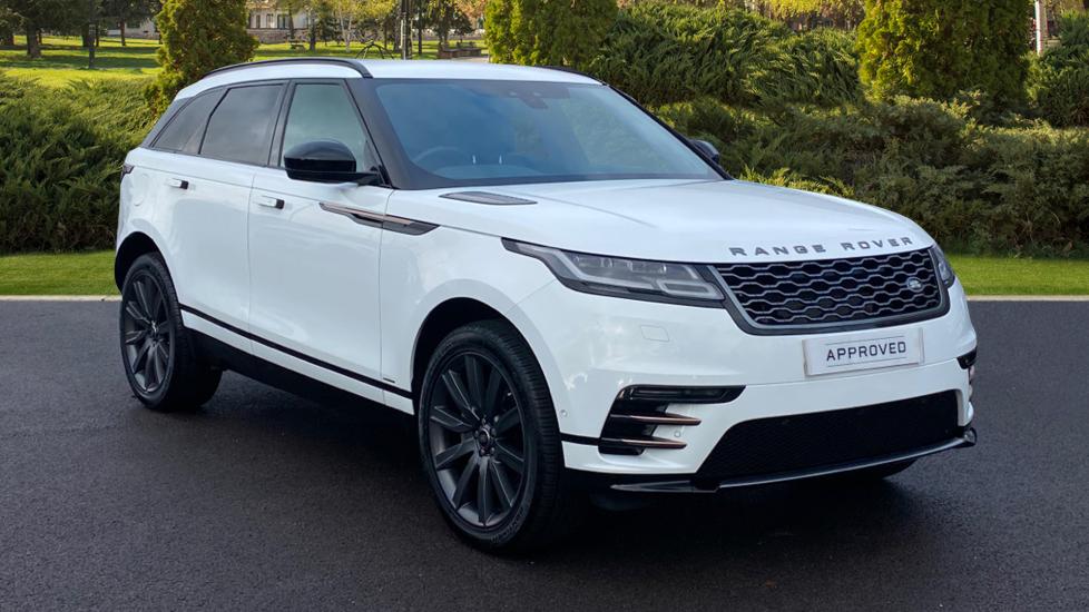 Land Rover Range Rover Velar 2.0 P250 R-Dynamic HSE 5dr Automatic Estate (2018) image