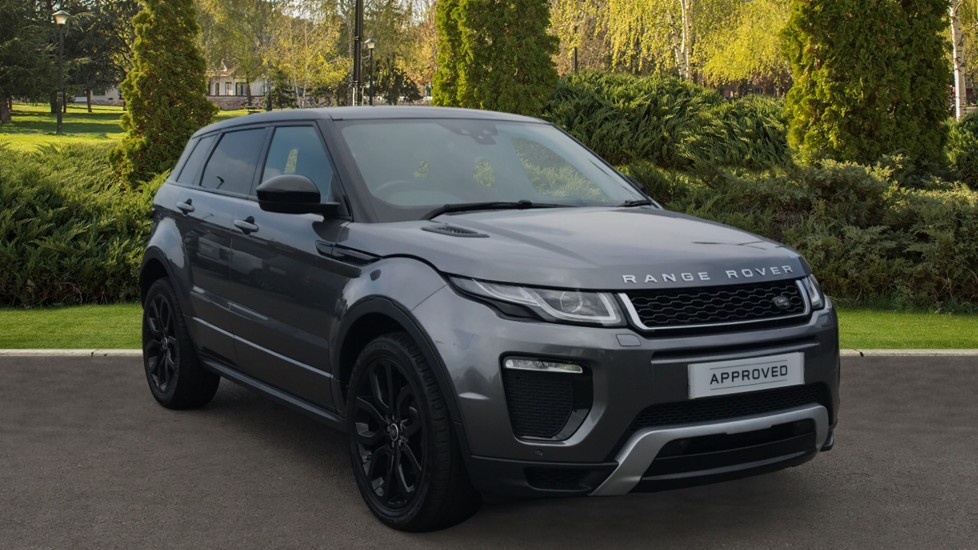Land Rover Range Rover Evoque 2.0 TD4 HSE Dynamic 5dr Heated front seats, Meridian Sound System Diesel Automatic Hatchback
