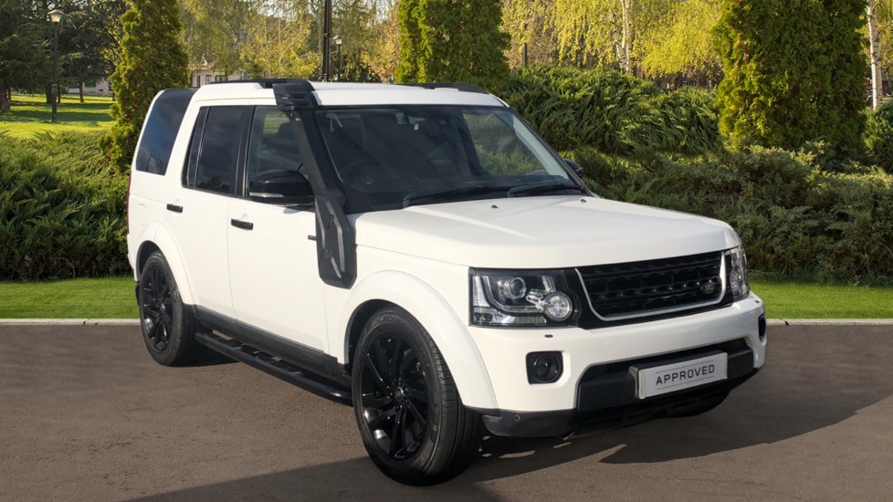 Land Rover Discovery 3.0 SDV6 XS 5dr Diesel Automatic 4x4 (2013)