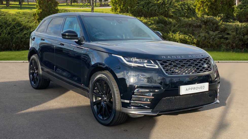 Land Rover Range Rover Velar 2.0 P250 R-Dynamic HSE 5dr Automatic 4x4 (2018)