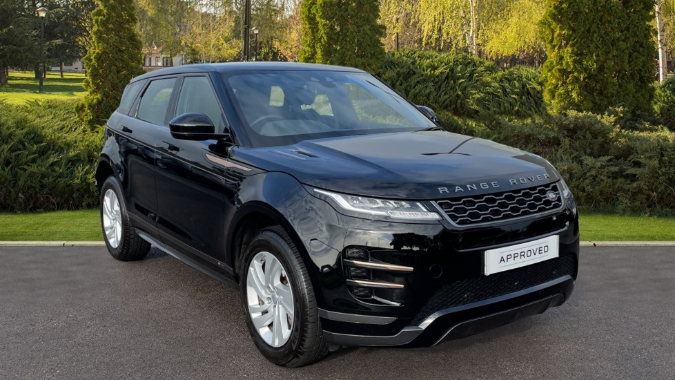 Land Rover Range Rover Evoque 2.0 D180 R-Dynamic S LED headlights Rear Camera image 1