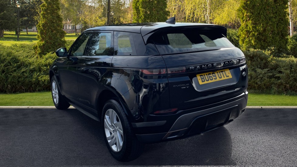 Land Rover Range Rover Evoque 2.0 D180 R-Dynamic S LED headlights Rear Camera image 2
