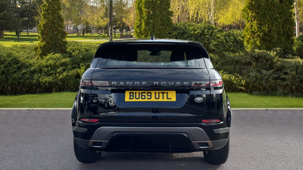 Land Rover Range Rover Evoque 2.0 D180 R-Dynamic S LED headlights Rear Camera image 6