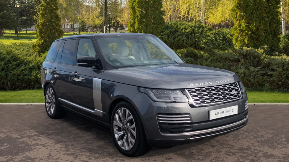 Land Rover Range Rover 4.4 SDV8 Autobiography 4dr Diesel Automatic 5 door Estate (2018)