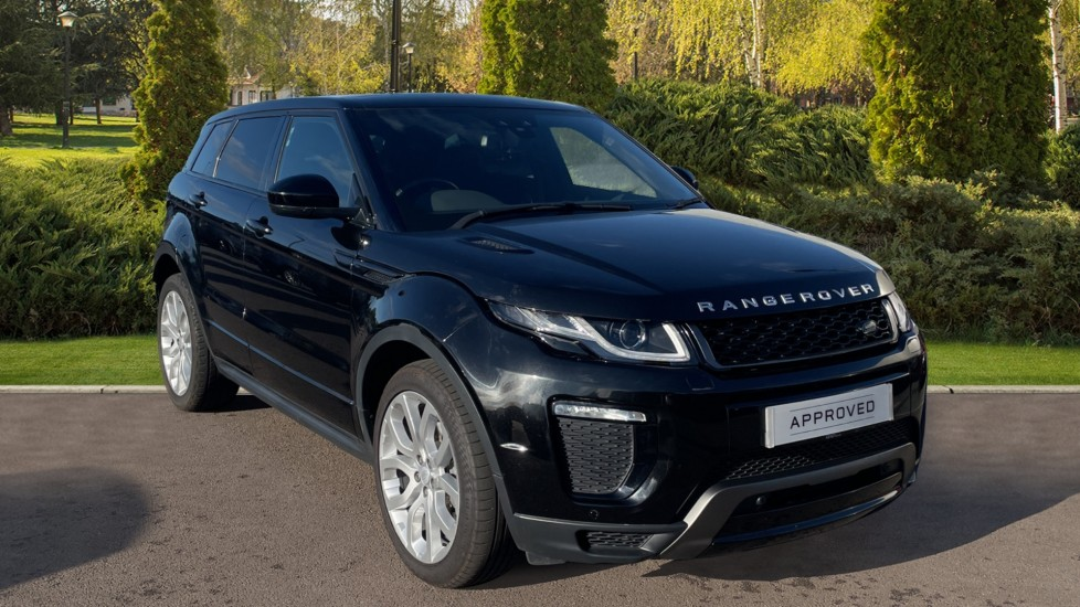 Land Rover Range Rover Evoque 2.0 TD4 HSE Dynamic 5dr Fixed panoramic roof Meridian Sound System Diesel Hatchback