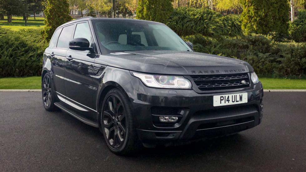 Land Rover Range Rover Sport 3.0 SDV6 HSE Dynamic 5dr Diesel Automatic Estate (2013) image