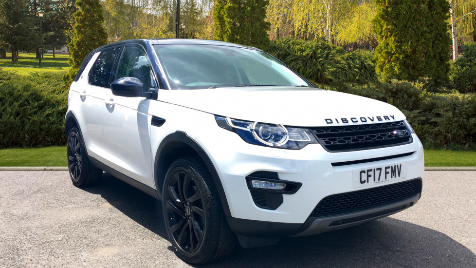 Land Rover Discovery Sport 2.0 TD4 180 HSE Black 5dr Diesel Automatic 4x4 (2017) image