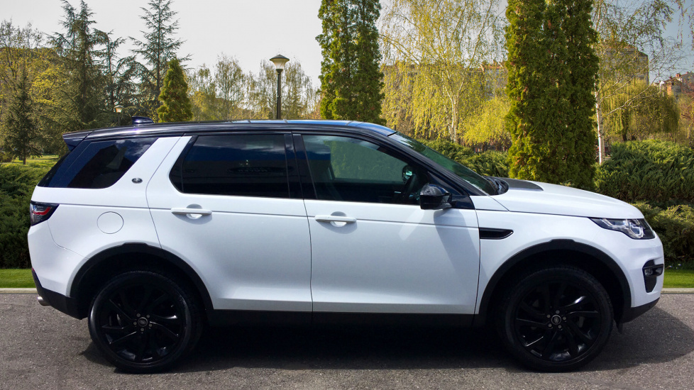 Land Rover Discovery Sport 2 0 Td4 180 Hse Black 5dr Diesel