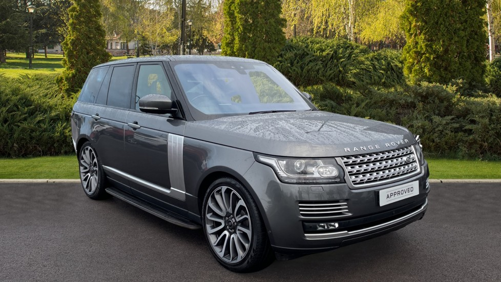 Land Rover Range Rover 3.0 TDV6 Autobiography 4dr Diesel Automatic 5 door Estate (2017)