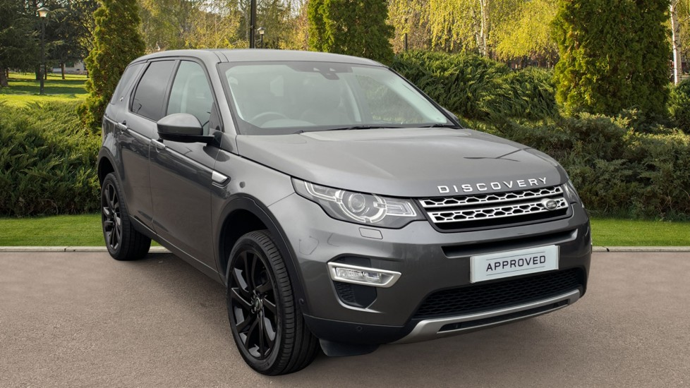 Land Rover Discovery Sport 2.0 TD4 180 HSE Luxury Fixed panoramic roof, Heated steering wheel Diesel Automatic 5 door 4x4
