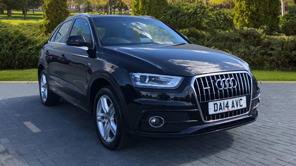 Audi Q3 2.0 TDI Quattro S Line  Diesel 5 door Estate (2014)