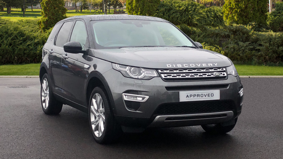 Land Rover Discovery Sport 2.0 TD4 180 HSE Luxury 5dr Diesel 4x4 (2015)