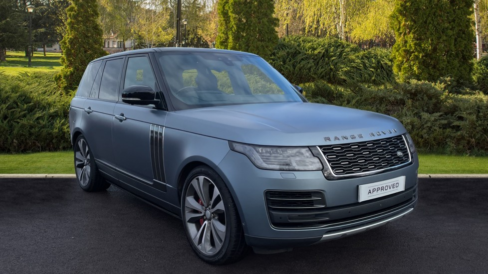 Land Rover Range Rover 5.0 V8 S/C 565 SVAutobiography Dynamic 4dr Automatic 5 door Estate image