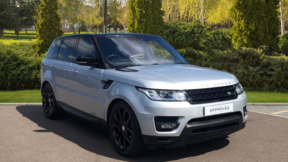 Land Rover Range Rover Sport 3.0 SDV6 HSE Dynamic 5dr Diesel Automatic Estate (2013)
