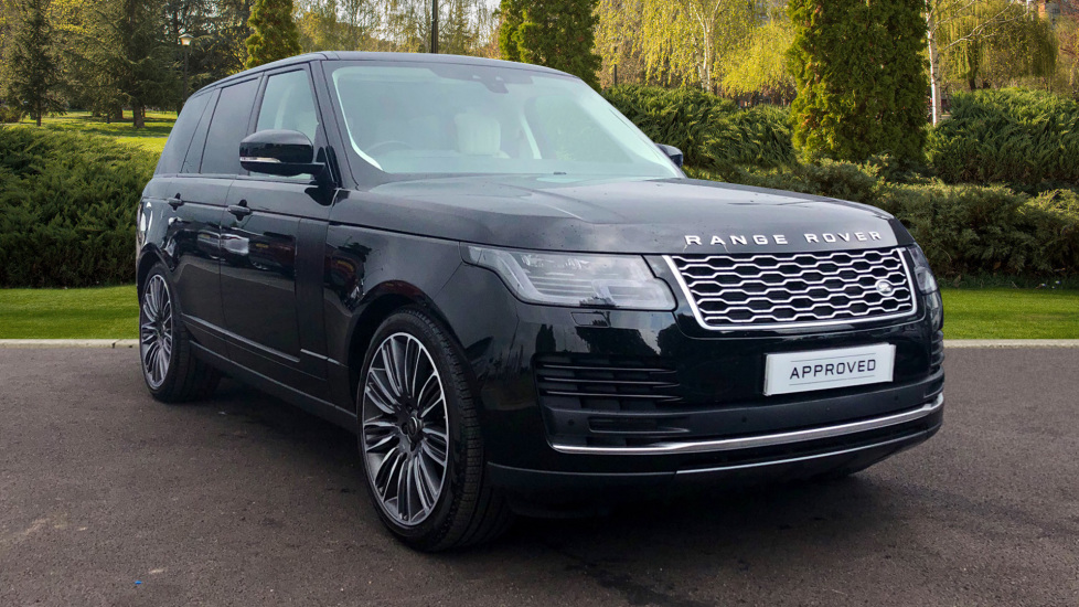 Land Rover Range Rover 3.0 SDV6 Vogue 4dr - Sliding Panoramic Roof - Privacy Glass -  Diesel Automatic 5 door Estate (2019) at Land Rover Woodford thumbnail image