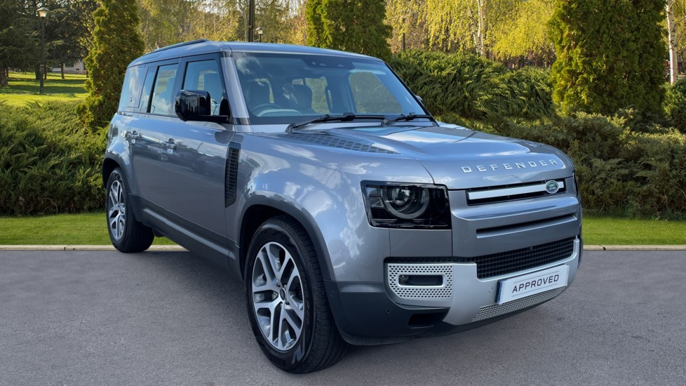 Land Rover Defender 2.0 D240 HSE 110 5dr 3D Surround Camera System, Configurable Ambient Interior Lighting Diesel Automatic 4x4