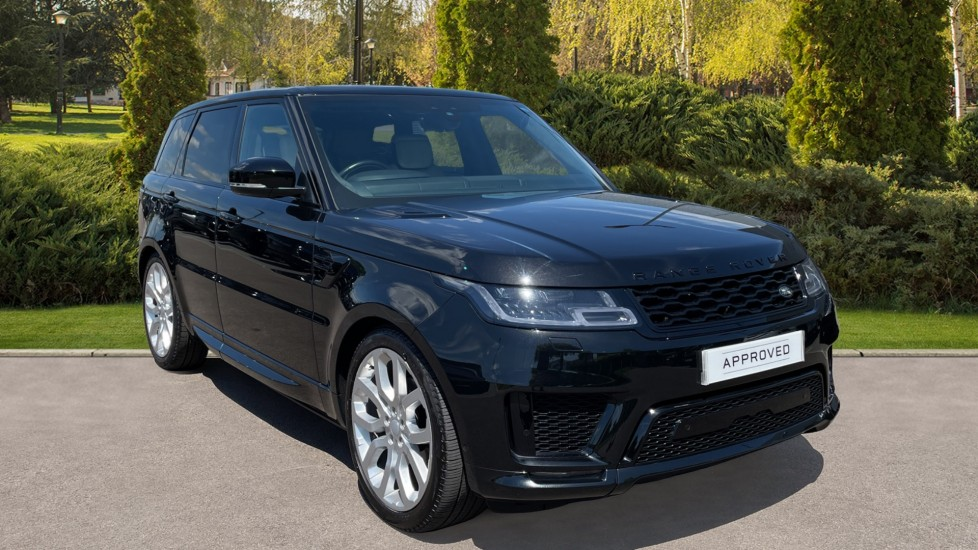 Land Rover Range Rover Sport 3.0 SDV6 Autobiography Dynamic 5dr Diesel Automatic 4 door 4x4 (2020) image