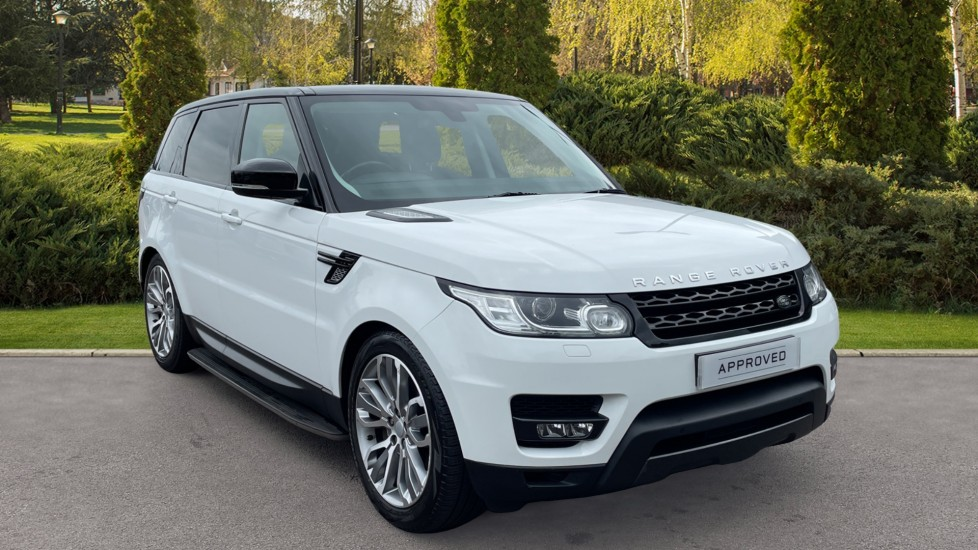 Land Rover Range Rover Sport 3.0 SDV6 [306] HSE Dynamic 5dr Privacy glass, Heated front and rear seats Diesel Automatic 4x4