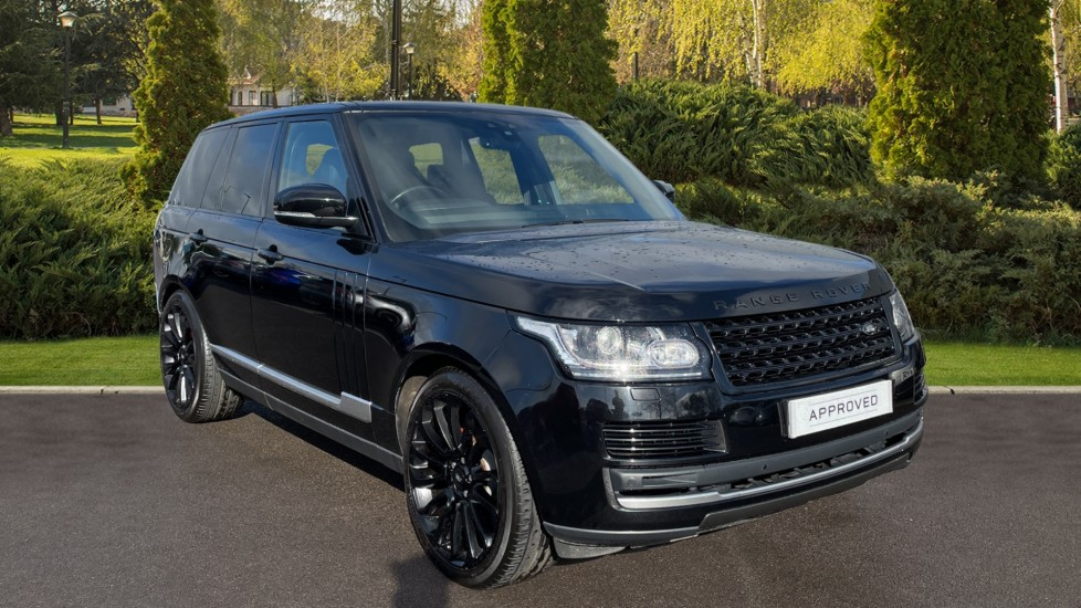 Land Rover Range Rover 3.0 TDV6 Vogue 4dr Diesel Automatic 5 door Estate (2017)