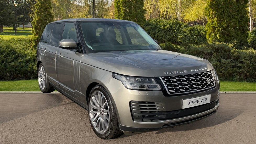 Land Rover Range Rover 3.0 TDV6 Vogue 4dr Fixed panoramic roof Heated steering wheel Diesel Automatic 5 door 4x4
