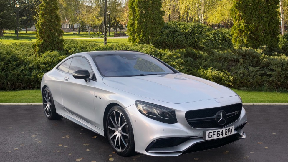 Mercedes-Benz S-Class S63 2dr 5.5 Automatic 3 door Coupe (2014)