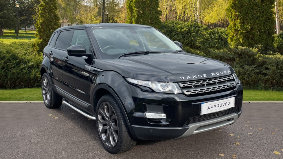 Land Rover Range Rover Evoque 2.2 SD4 Pure [9] [Tech Pack] Privacy glass Meridian Sound System Diesel Automatic 5 door Hatchback