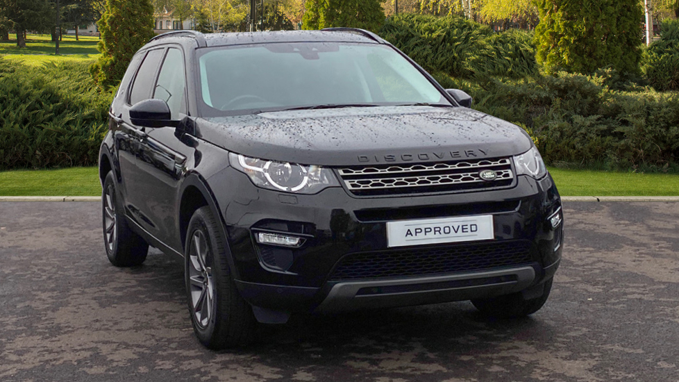 Land Rover Discovery Sport 2.0 Si4 240 SE Tech 5dr Automatic Hatchback (2018) image