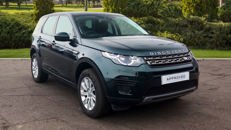 Land Rover Discovery Sport 2.0 TD4 180 SE 5dr Diesel Automatic 4x4 (2016) image