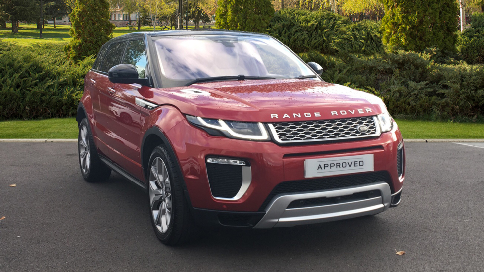 Land Rover Range Rover Evoque 2.0 TD4 Autobiography 5dr Diesel Automatic Hatchback (2016) image