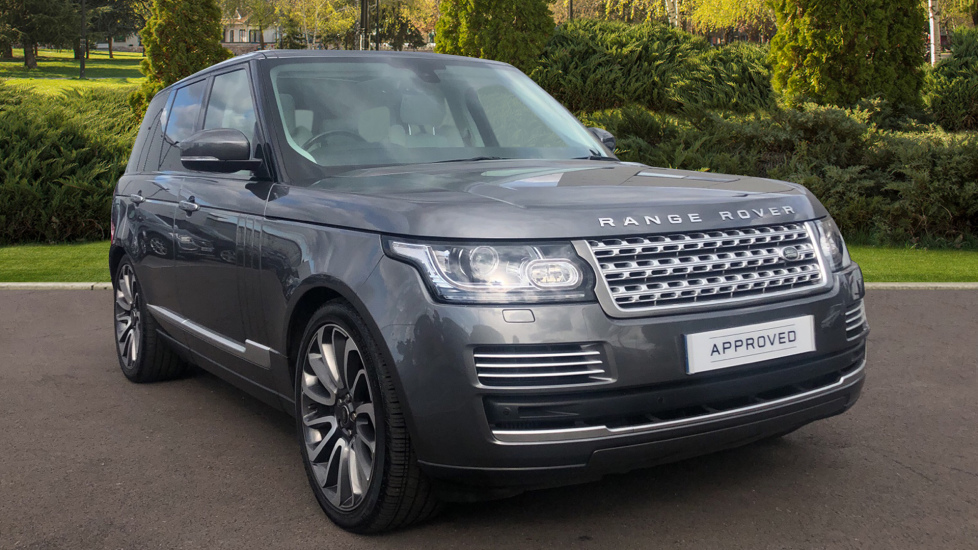 Land Rover Range Rover 4.4 SDV8 Vogue SE 4dr Diesel Automatic 5 door Estate (2016) image