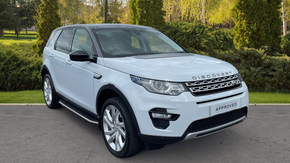 Land Rover Discovery Sport 2.0 TD4 180 HSE 5dr Privacy glass, Heated front seats Diesel Automatic 4x4