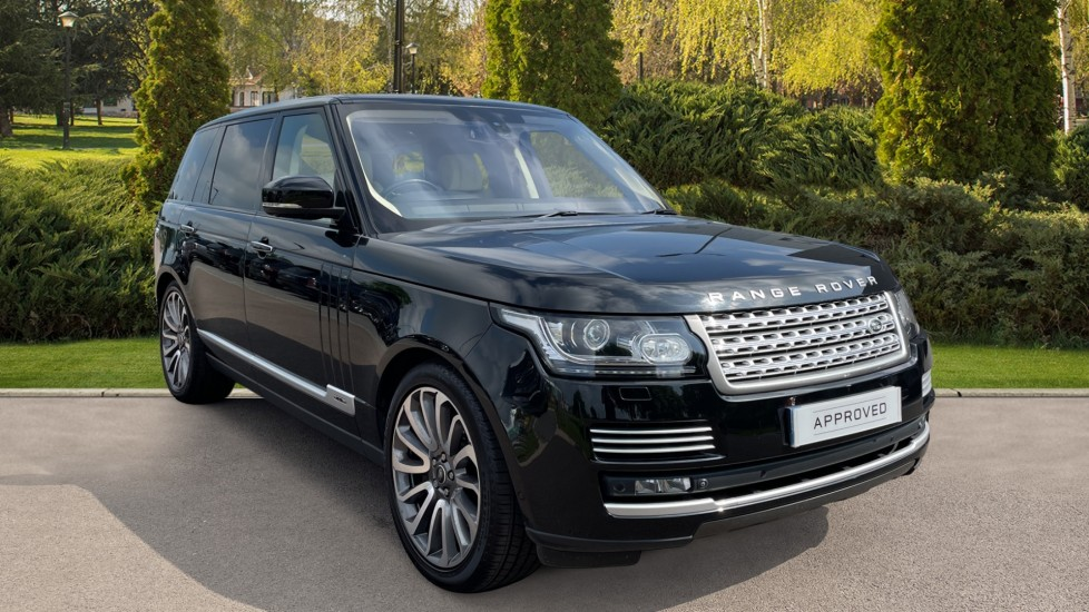 Land Rover Range Rover 5.0 V8 Supercharged Autobiography LWB 4dr SS Sliding panoramic roof, 360-degree Surround Camera Automatic 5 door 4x4