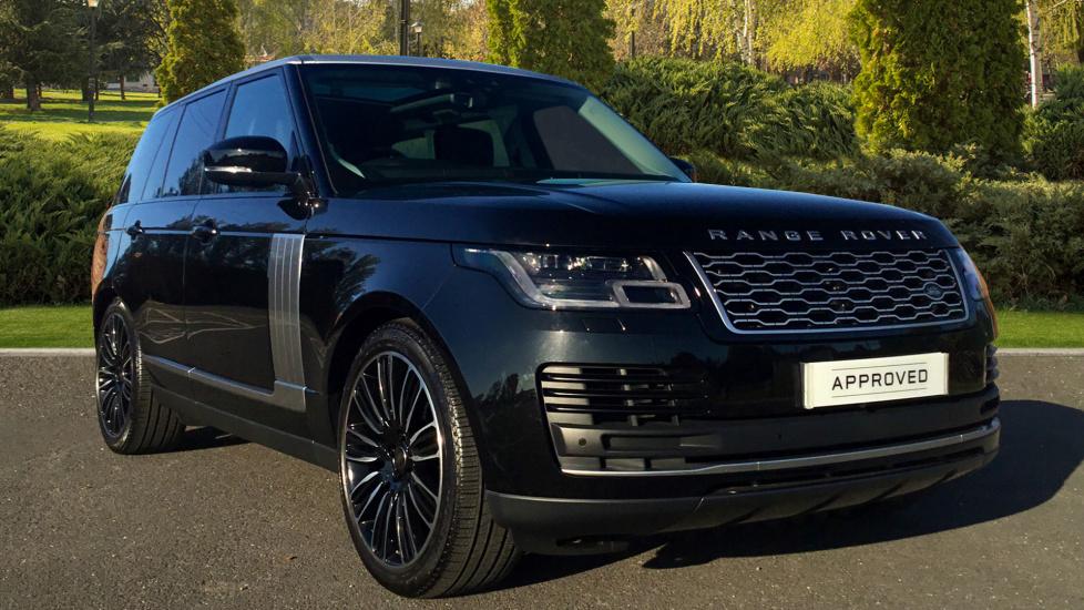 Land Rover Range Rover 3.0 TDV6 Vogue 4dr Diesel Automatic 5 door Estate (2018) image