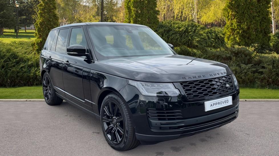 Land Rover Range Rover 2.0 P400e Autobiography 4dr Auto Petrol/Electric Automatic 5 door 4x4