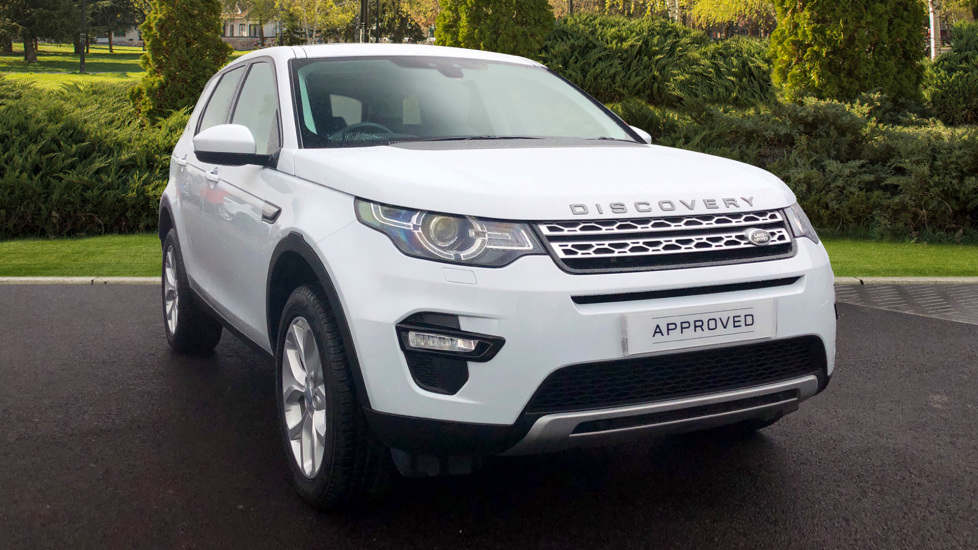 Land Rover Discovery Sport 2.0 TD4 180 HSE 5dr Diesel Automatic 4x4 (2015)