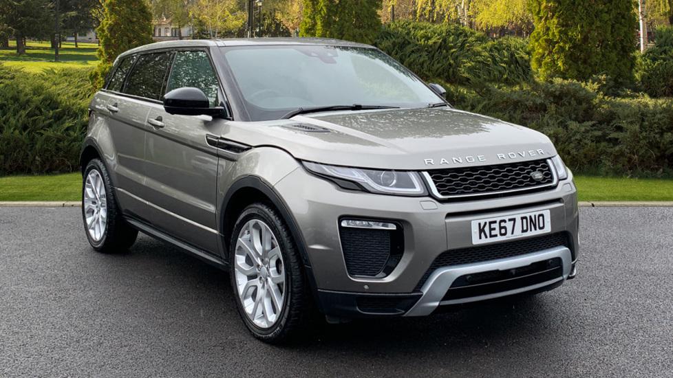 Land Rover Range Rover Evoque 2.0 TD4 HSE Dynamic Lux 5dr Diesel Automatic Hatchback (2018)