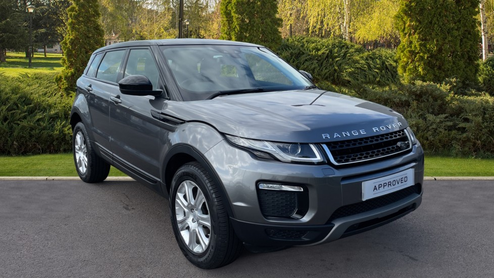 Land Rover Range Rover Evoque 2.0 TD4 SE Tech 5dr Ambient Interior Lighting, Heated front seats Diesel Automatic Hatchback