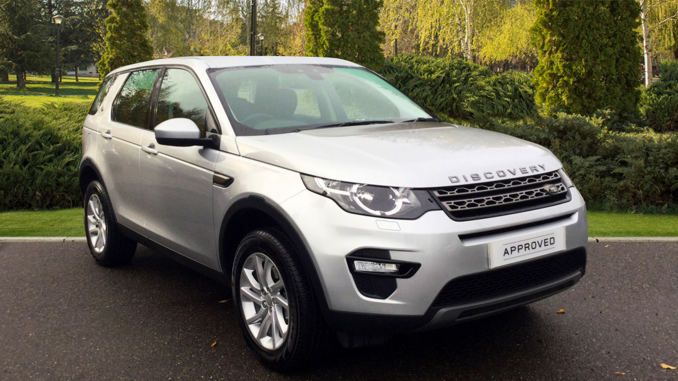 Land Rover Discovery Sport 2.0 TD4 180 SE Tech 5dr Diesel Automatic Estate (2017) at Land Rover Hatfield thumbnail image