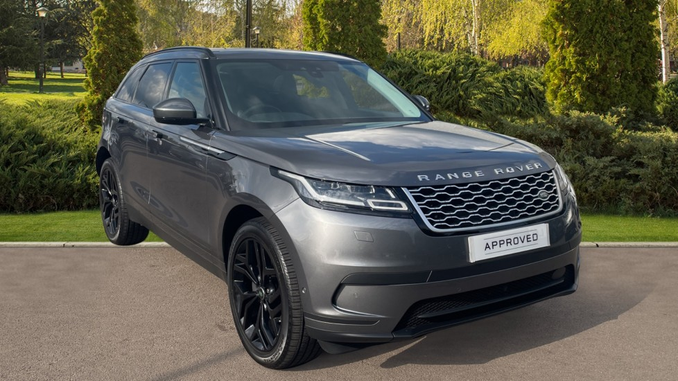 Land Rover Range Rover Velar 2.0 D240 HSE Electrically deployable tow bar Sliding panoramic roof image 1