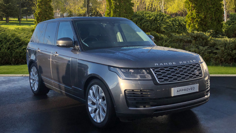 Land Rover Range Rover 3.0 SDV6 Vogue SE 4dr Diesel Automatic 5 door Estate (2018) at Land Rover Hatfield thumbnail image
