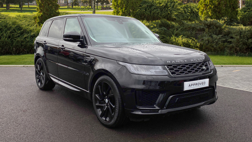 Land Rover Range Rover Sport 3.0 SDV6 HSE Dynamic 5dr [7 Seat] Diesel Automatic Estate (2019)