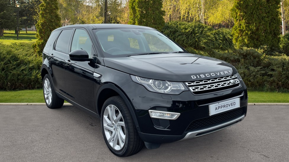 Land Rover Discovery Sport 2.0 TD4 180 HSE Luxury 5dr MeridianTM Sound System, Rear Camera Diesel Automatic 4x4